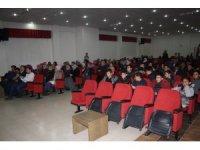 Derbent'te gençlik buluşması