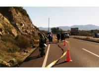 Karayolu kenarında ölü bulunan kişinin ölüm nedeni belirledi