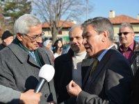 Afgan Büyükelçiden duygu dolu sözler