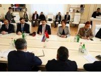 Bakan Pakdemirli, Azerbaycan Tarım Bakanı Karimov ile iki ülke arasındaki Tarım Sigortaları Alanında İşbirliği Protokolü'nü imzaladı