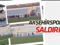 Kırıkkale Büyük Anadoluspor'un Akşehirspor'a saldırmasına tepki yağdı