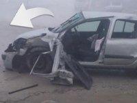 Kullandığı otomobilin altında kalarak öldü!