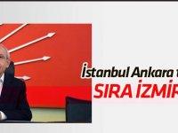 CHP'nin İstanbul ve Ankara adayları belli sıra İzmir'de