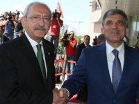 Kılıçdaroğlu ile görüşen Gül'den ilk açıklama!