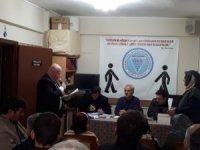 Meram Görme Engelliler Spor Kulübü genel kurul yaptı