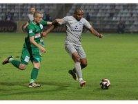 Spor Toto 1. Lig: Adana Demirspor: 0 - Giresunspor: 0 (İlk yarı sonucu)