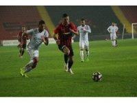 Spor Toto 1. Lig: Gazişehir Gaziantep: 0 - Balıkesirspor Baltok: 2