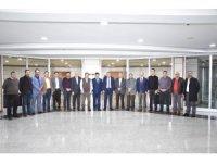 Ticaret ve Sanayi Odası, Özbekistan Heyetini ağırladı