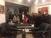 Başkan Aydoğdu'dan AK Parti'ye ziyaret
