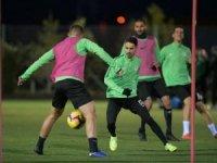 Atiker Konyaspor, Kasımpaşa maçı hazırlıklarına başladı
