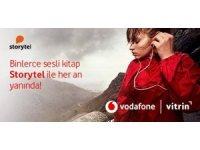 Vodafone'dan Storytel ile işbirliği
