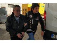 Samsun'da yılbaşı öncesi kaçak içki operasyonu: 1 gözaltı