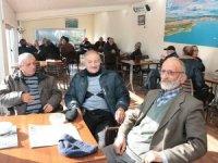 Beyşehir Emekliler Kıraathanesi, emeklilerin buluşma adresi oldu