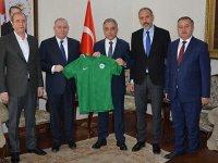 Toprak: Konyaspor'umuzun yanındayız