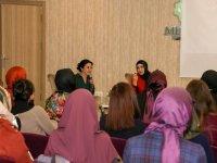 'Ailem Meram'da çocuklarda mahremiyet eğitimi anlatıldı