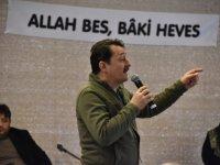 Ali Bektaş: İslam'da musiki yasak değil