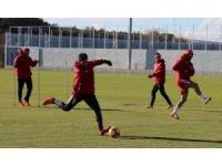 Sivasspor, Ankaragücü maçı hazırlıklarını sürdürdü