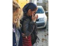 Iraklı ailenin evinden 10 bin dolar çalan kadın tutuklandı