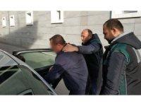 Cezaevinden izinli çıktı, uyuşturucu ile yakalanınca tutuklandı
