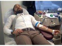 Öğretmenlerden Kızılay'a kan bağışı