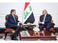 ABD Enerji Bakanı Perry Irak'ta