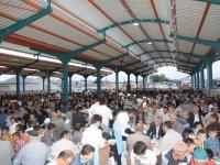 Karatay Zabıtası kapalı pazar marketleri denetledi