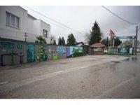 Bursaspor'un Vakıfköy tesisleri yenilendi