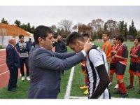 Okul Sporları Genç Erkekler Futbol Müsabakaları