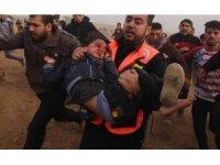 İsrail askerlerinin vurduğu 5 yaşındaki çocuk öldü