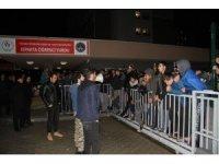 Isparta'da üniversite öğrencileri KYK'da yaşanan sıkıntılara tepki gösterdi