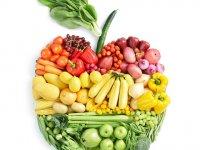 Sebze ve meyve yaşam süresini arttırıyor