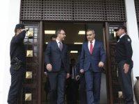 Gençlik ve Spor Bakanı Kasapoğlu KKTC'de