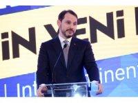 Hazine ve Maliye Bakanı Berat Albayrak: (2)