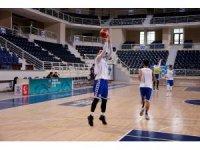 Denizli Basket Bossa maçı hazırlıklarına başladı