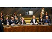 NATO Genel Sekreteri Stoltenberg, Ürdün Kralı Abdullah ile görüştü
