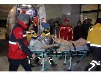 Vali Deniz, Soma'da yaralı işçileri ziyaret etti