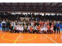 Basketbol İl Birinciliği Yarışmaları Sona Erdi.