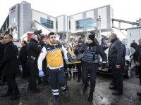Yüksek Hızlı Tren'deki Yaralının Kurtarılma Anı Anbean Kaybedildi