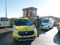 Taksici esnafından Beyşehir Belediyesine teşekkür