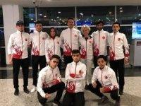 Sürat Pateni Milli takımı Slovakya'ya gitti