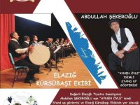 Elazığlılar Kürsübaşı etkinliği düzenliyor