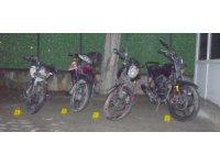 Ordu'da 6 motosiklet ve motorin hırsızlığında 3 tutuklama