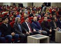 SASGEM'in konuğu AK Parti Genel Başkan Danışmanı Yasin Aktay oldu
