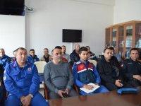 Ilgın'da adli kolluk koordinasyon toplantısı düzenlendi