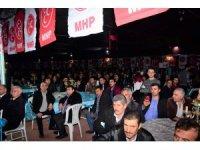 MHP'den Alaşehir'de birlik ve beraberlik toplantısı