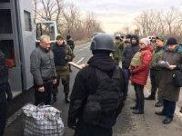 Ayrılıkçılar, 189 mahkumu Ukrayna'ya iade etti