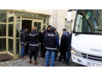 Uşak merkezli FETÖ/PDY operasyonu: 8 gözaltı