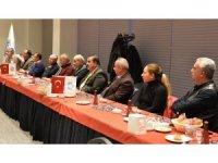 KTO Meslek Komitesi Başkanları toplandı