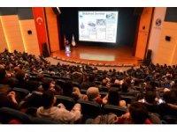 SAÜ'de 'Endüstri 4.0 ve geleceğin teknolojileri' konuşuldu
