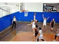 Nazilli Belediyespor Kadın Basketbol Takımı galibiyet serisini 4 maça çıkarttı